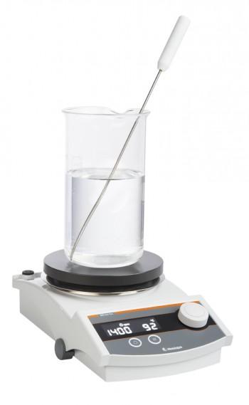 Magnetrührer Hei-Tec mit Temperatursensor Pt 1000 (V4A)