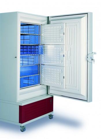 Satz Schubladen für Tiefkühlschränke 500 l