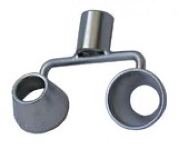 VISCO JET  60 mm (V4A)
