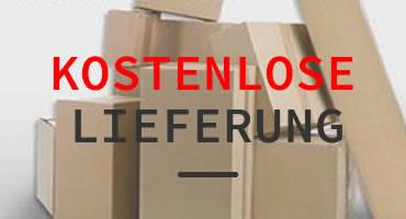 Kostenlose Lieferung innerhalb Deutschland